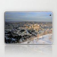 The Bad Lands of North Dakota Laptop & iPad Skin