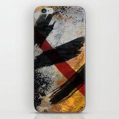 The Scar iPhone & iPod Skin