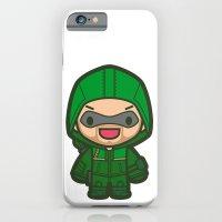 Green Archer iPhone 6 Slim Case