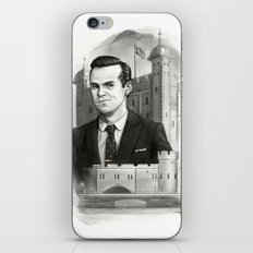 Moriarty iPhone & iPod Skin