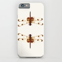 dragonfly #4 iPhone 6 Slim Case