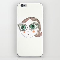 I Am Delfina! iPhone & iPod Skin