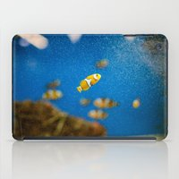 Just Keep Swimming iPad Case