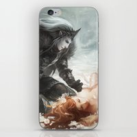 Hades and Persephone iPhone & iPod Skin