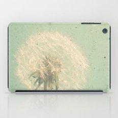 Dandelion Clock iPad Case