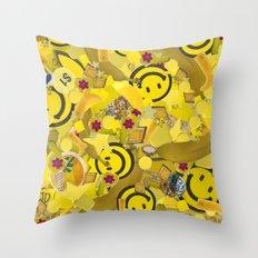 Sister Throw Pillow