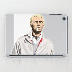 Steve McQueen iPad Case