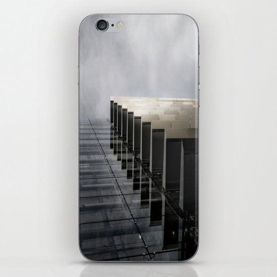 Builds 2 iPhone & iPod Skin
