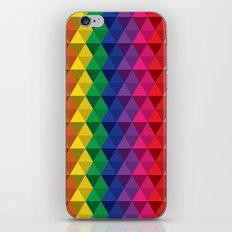 Color Me a Rainbow iPhone & iPod Skin