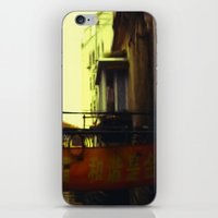 Silence Before The Storm iPhone & iPod Skin