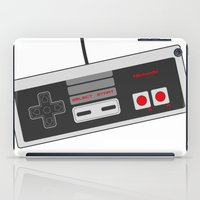 Nintendo NES Game Contro… iPad Case