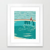 ACC Docket Framed Art Print