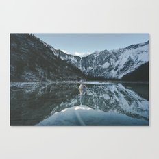 Lapras Lake Canvas Print