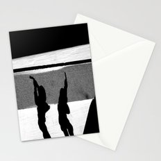 ShadowS Of The Dead Stationery Cards