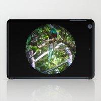 Quetzal Medallion iPad Case