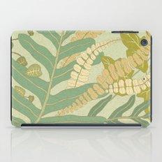Ferns iPad Case