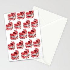 Teeth Stationery Cards