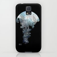 Galaxy S5 Cases featuring Secret Streets II by David Fleck