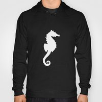 Seahorse Black Hoody