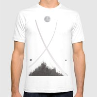 Moonbow, Part II Mens Fitted Tee White SMALL
