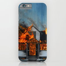 House on Fire Slim Case iPhone 6s