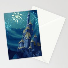 Portrait of a Kingdom: Beast's Castle  Stationery Cards