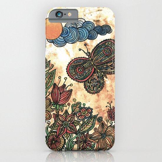 Magical garden iPhone & iPod Case