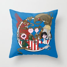 What time is it?! Throw Pillow