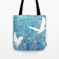 Ecotone (day) Tote Bag
