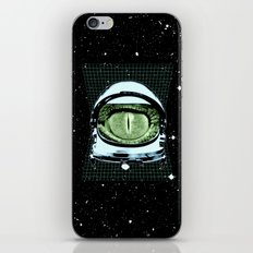 Astro Reptoid iPhone & iPod Skin