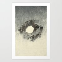 Art Print featuring Floating by Heather Goodwind