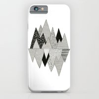 iPhone & iPod Case featuring Lost in Mountains by Anita Ivancenko