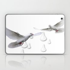 Can you hear the doves crying Laptop & iPad Skin
