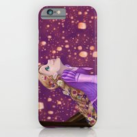 iPhone & iPod Case featuring Lanterns by Kimberly Castello