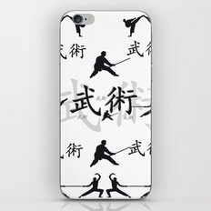 Martial Arts  iPhone & iPod Skin