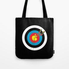 Apple Hit Tote Bag