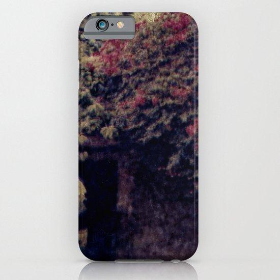 Mission Bougainvillea iPhone & iPod Case