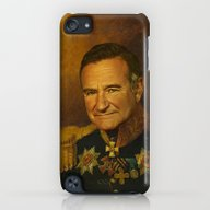 Robin Williams - Replace… iPod touch Slim Case