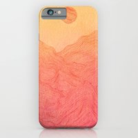 Sunset Mountain - 2 iPhone 6 Slim Case