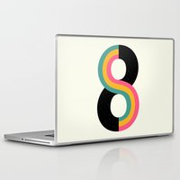 infinity Laptop & iPad Skins featuring Infinity by Andy Westface