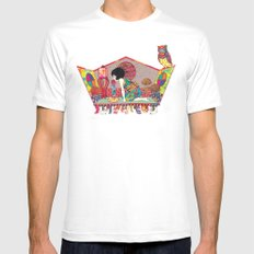 My sweet boy White Mens Fitted Tee SMALL