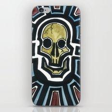 Sovereign Skull iPhone & iPod Skin
