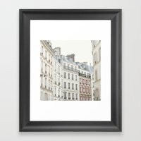 Good Morning, Paris - Photography Framed Art Print