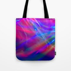 Colour Abstract Tote Bag