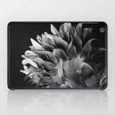 Sunflower (B&W) iPad Case