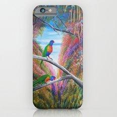 Rainbow Lorikeets  Slim Case iPhone 6s