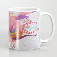 the bird-world Mug