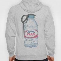 water bottle grenade  Hoody