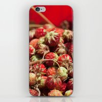 Wild Strawberries  4119 iPhone & iPod Skin