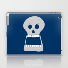 Halloween Skull Laptop & iPad Skin